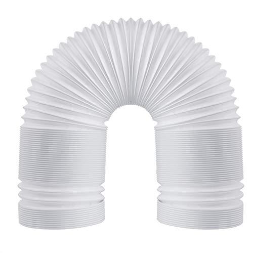 Tubo di ventilazione Tubo del condizionatore d'aria Portatile 5.9 Pollice Diametro Finestra Piatto Porta/Finestra Guarnizione Panno Condotto Aria