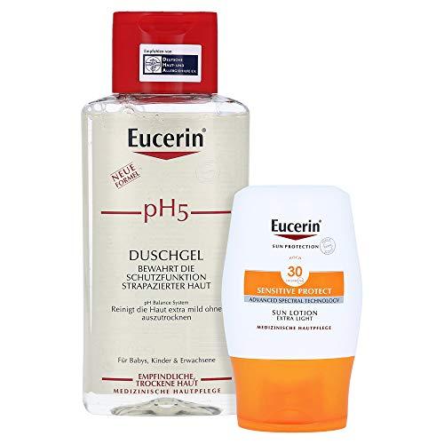 Eucerin pH5 Duschgel empfindliche Haut, 0,260 milliliters