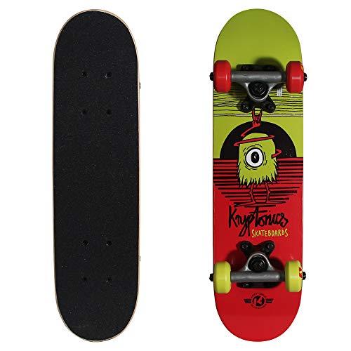 Kryptonics Big Eye 22 in. Locker Skateboard