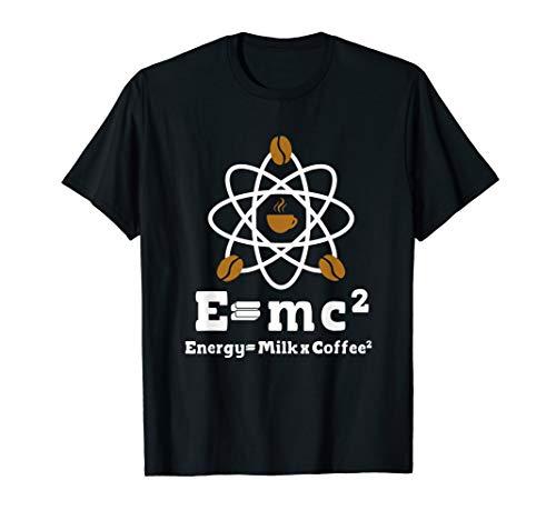 Physiker Shirt Lustig Physiklehrer Geschenk Kaffee Physik T-Shirt