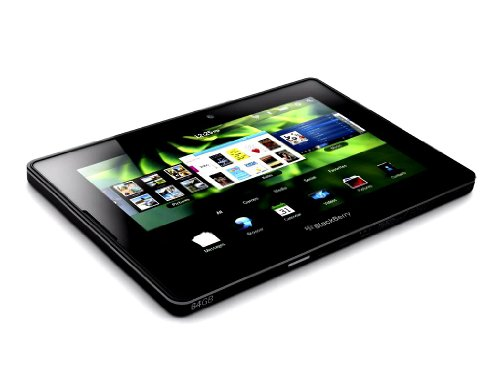 BlackBerry PlayBook - Tablet de 7' (WiFi + Bluetooth, 1 GB RAM, Blackberry), negro [Importado]
