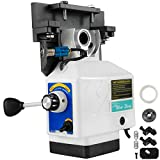 BestEquip Power Feed 450in-lb Milling Machine Power Feed 200Rpm Mill Power Feed X-Axis Torque Table Power Feed for Milling Machine with Adjustable Rotate Speed for Drilling & Milling Machine (220v)