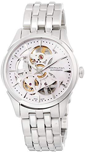 Hamilton Reloj de Mujer automático 36mm Correa y Caja de Acero H32405171