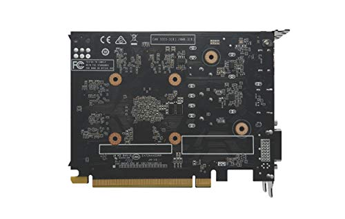 Zotac Gaming Geforce GTX 1650 OC 4GB GDDR6 Graphics Card