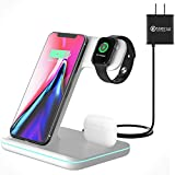 Best Watch Phones - Wireless Charging Station, 3 in 1 Qi Charger Review
