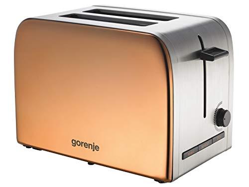 Gorenje T1100INF 2-Scheiben Toaster Edelstahl