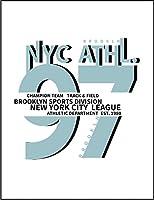 【FOX REPUBLIC】【ブルックリン ニューヨーク NYC】 白マット紙(フレーム無し)A4サイズ
