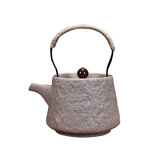 Zoo-Yilchu Tetera, Tetera, tradiciones alfareras áspera del pote del té, los Viajes Oficina Juego de té, la Tetera de Filtro de Banda de Kung Fu Que la Taza de té, Hervidor Porcelana Teaware