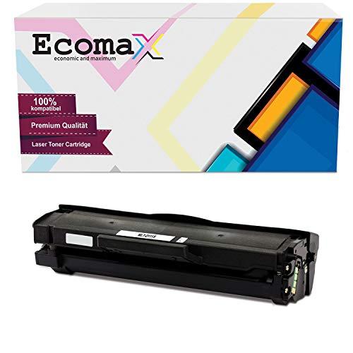 Ecomax XXL toner | 150% meer inhoud | compatibel met Samsung MLT-D111S/ELS MLT-D111 Xpress M2020 M2020W M2022W M2026W SL-M2070W SL-M2070 Series