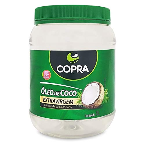 Óleo Coco Extra Virgem Copra 1 litro