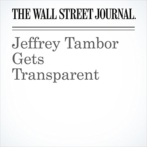 Jeffrey Tambor Gets Transparent copertina