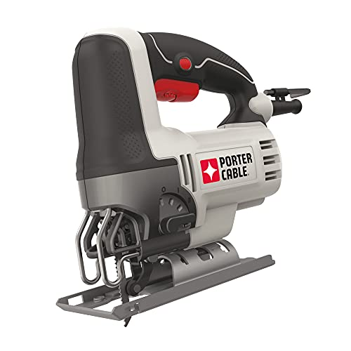 PORTER-CABLE Orbital Jig Saw, 6.0-Amp, Corded (PCE345)