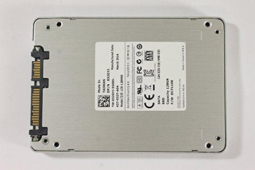 Dell 32GYJ lcs-128m6s 6,3cm SATA SSD 128GB Lite-On ES Corp Laptop Festplatte