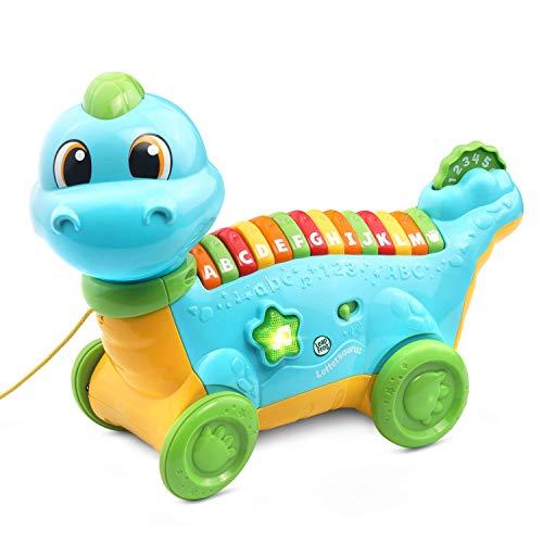 LeapFrog Lettersaurus Alphabet Pull Toy