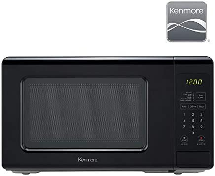 Kenmore 70729 0 7 cu ft Compact 700 Watts 10 Power Settings 6 Heating Presets Removable Turntable product image
