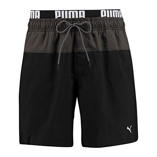 PUMA Swim Men Logo MEDIUM Length SW - XL