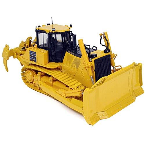 WANGCH 1:50 Ingeniería de aleación de vehículos Bulldozer excavadora Ingeniería de vehículos Modelo de vehículo de alta precisión Modelo de automóvil Modelo de auto de gama alta Juguetes de cumpleaños