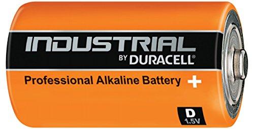 Duracell Industrial ID1300–Batterie–D–Alkaline X 10(id1300b10)