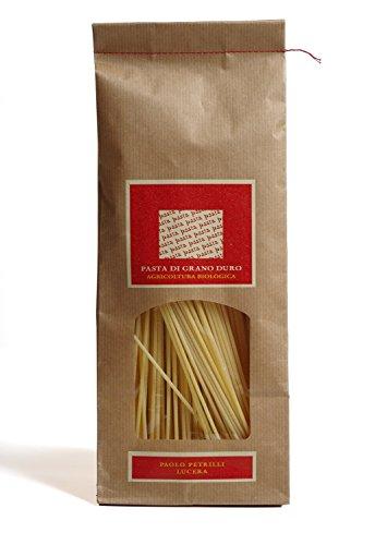 Pasta Bio Spaghetti 500 gr. - La Motticella - Paolo Petrilli