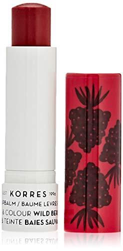 Korres Wild Berries - Pintalabios hidratante 5 ml