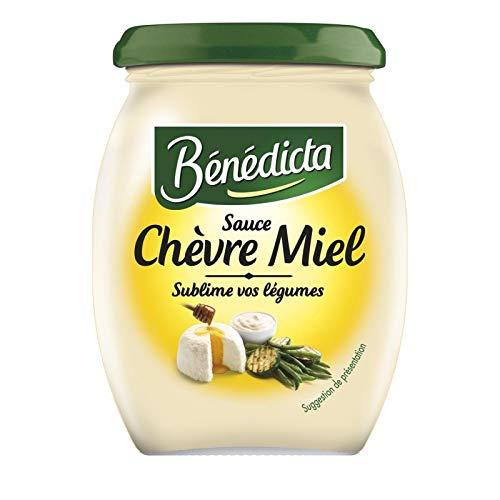 Bénédicta - Cabra Salsa De Miel 260G - Lot De 4 - Precio Por Lote - Entrega Rápida
