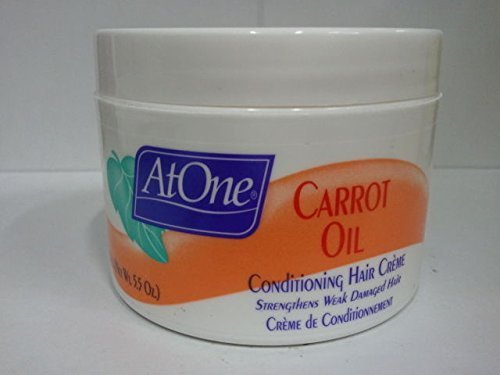 CARROT OIL CONDITIONING HAIR CREME