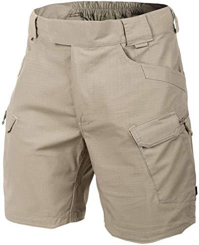 Helikon-Tex Urban Tactical Shorts kurze Cargohose 8,5 (M) Khaki
