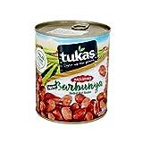 Tukas赤いんげん豆の水煮800g - Tukas Boiled Red Beans (Can) 800gr