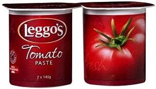 Leggos Tomato Paste Twin Pack 140g