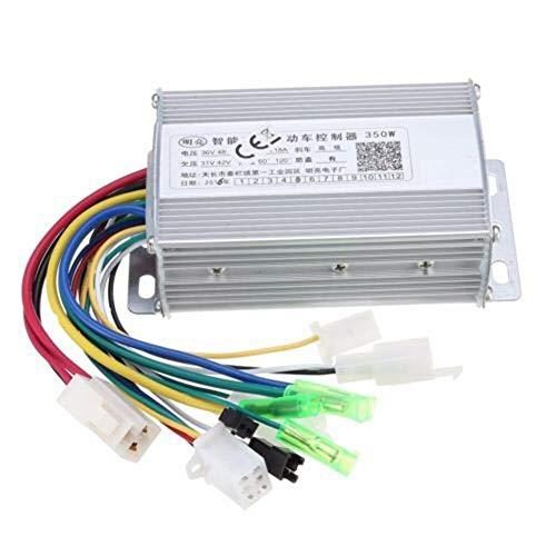 NGHSDO Regulador Patinete Electrico Controlador de Motor de Velocidad de diseño de...