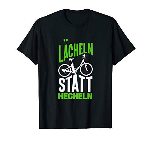 E-Bike Elektrofahrrad Fahrrad E Bike Biker Ebike Geschenk T-Shirt