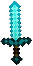 Diamond Minecraft Foam Sword