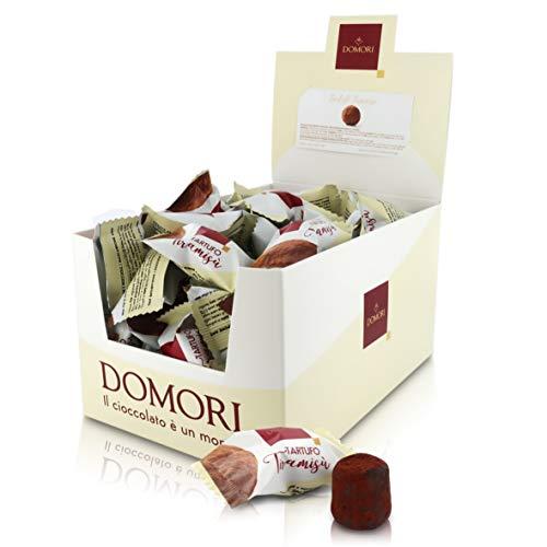 Domori Trufas De Chocolate Y Tiramisù Con Cacao De Ecuador - 214 Trufas (3 Kilos)