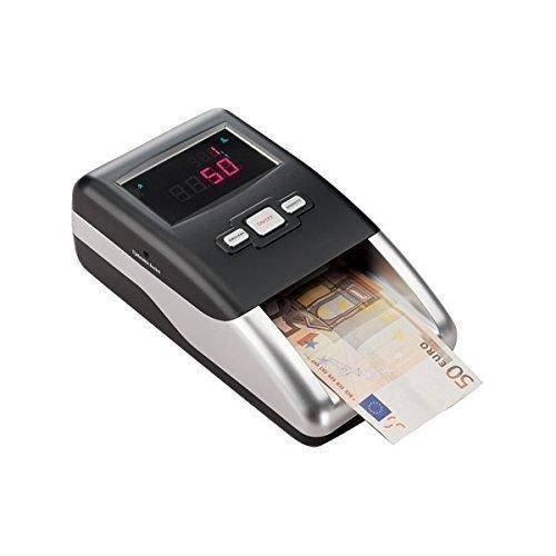 Détecteur de faux billets automatique EUROLINE - Certifié 100% détection de faux billets par la Banque Centrale Européenne - prêt pour le nouveau billet € 100 et € 200
