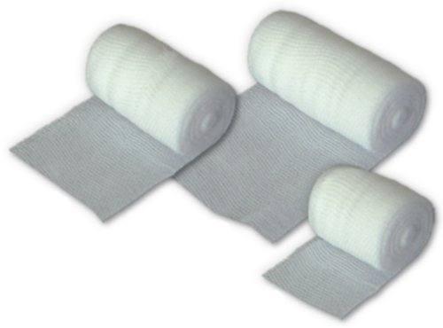 Conforming Bandage 10cm x 4m First Aid x 12 Pack