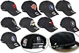 New Era Los Angeles Lakers 9forty Adjustable cap NBA Mono Tape Black - One-Size
