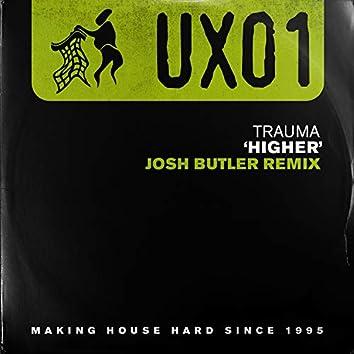 Higher (Josh Butler Remix)