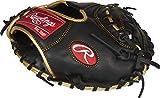 Rawlings R9 Series Baseball Training Catchers Mitt, 1-Piece Solid Web, 27 inch, Right Hand Throw