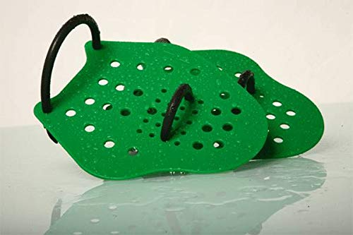 MALMSTEN Swim Power, Palette a Mano Unisex-Adulto, Verde, Small/190 x 160 mm