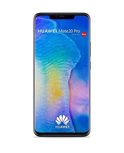 Huawei Mate 20 Pro 128GB Handy, Android 9.0 (Pie), Dual SIM, schwarz (West European Version) - 3