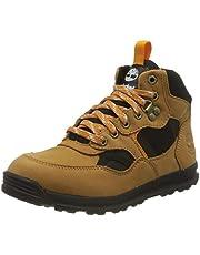 Timberland Trumbull Rugged Hiker WP, Botas Chukka Unisex Niños