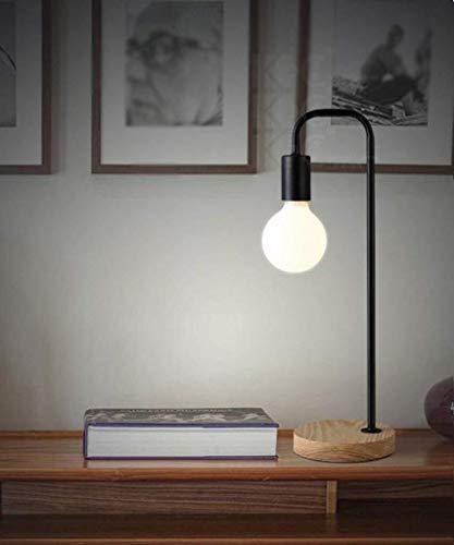 XFSE Lámpara de Mesa Diseño Simple Personalidad de Moda Lámpara de Mesa Creativa Botones de Metal nórdico