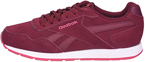 Reebok Damen Royal Glide Fitnessschuhe, Mehrfarbig (Rustic Wine/Rugged Rose/White 000), 40 EU
