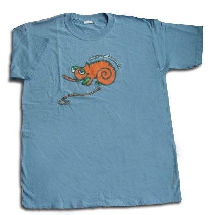 Tucuman Aventura T-shirt en coton africain Bleu, bleu, XL