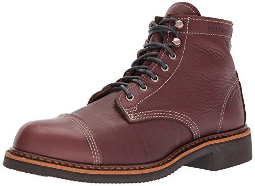 WOLVERINE 1000 Mile - Premium-Boots Jenson - Mahogany