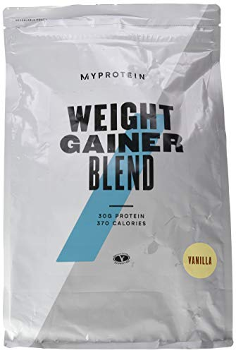 Myprotein Impact Weight Gainer Vanilla, 2500 g