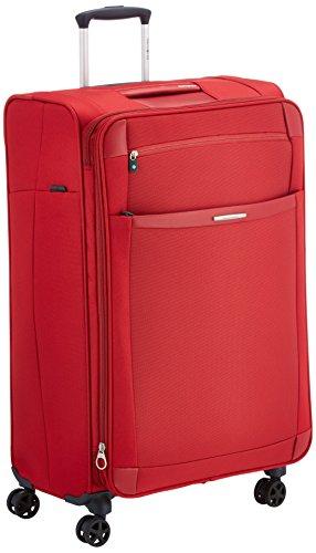 Samsonite Dynamo 4 Roues 78/29 Extensible Valise, 78 cm, 105 L, Rouge