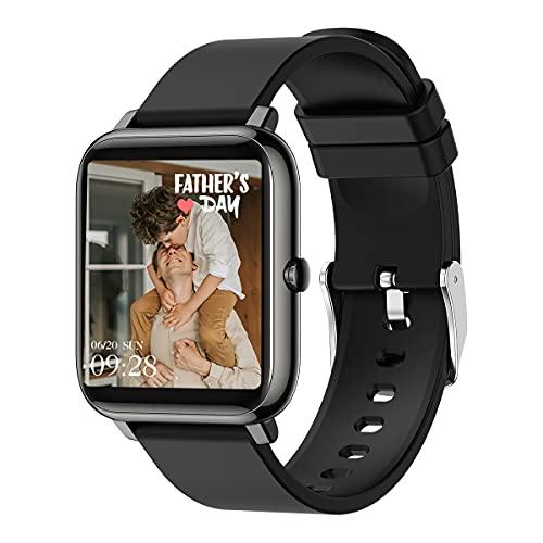 smartwatch ritmo cardiaco de la marca Rogbid