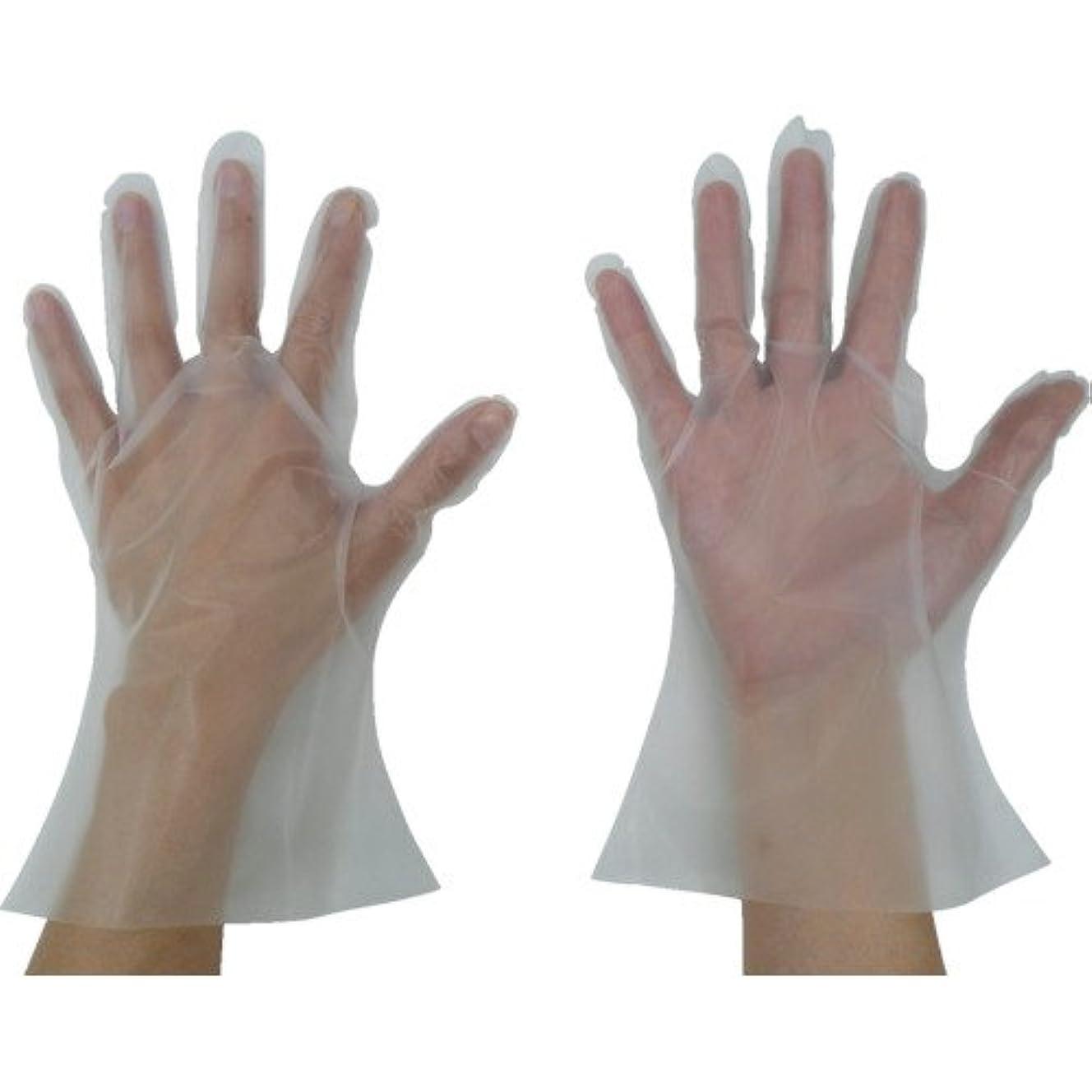 調和数よく話される東京パック S-HYBRIDグローブニューマイジャストL 半透明(入数:200枚) HN-L