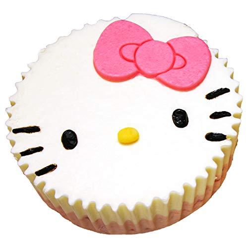 ハローキティ 苺のふんわり クリームケーキ 誕生日 ケーキ &ろうそくセット 北国からの贈り物